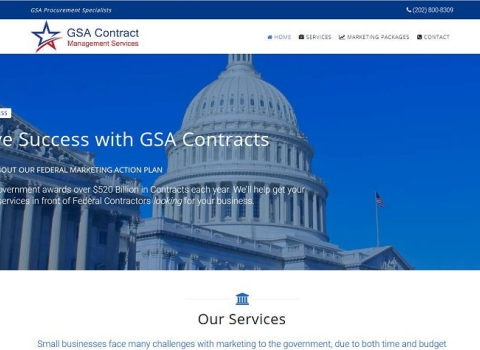 GSA Contract Management